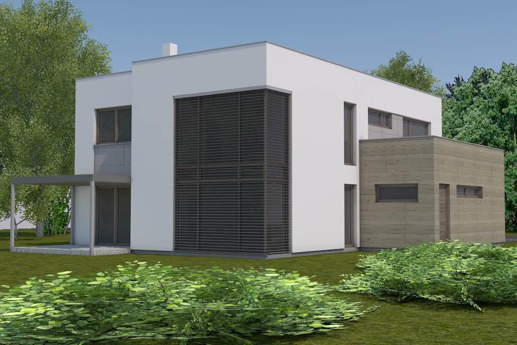 projekt pre stavebné povolenie