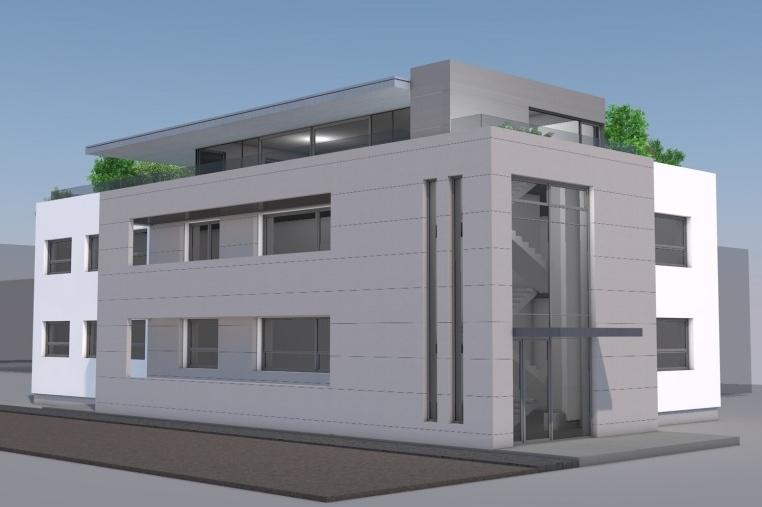 projekt rodinného domu pre stavebné povolenie