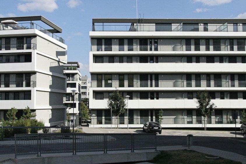 realizačný projekt bytového domu